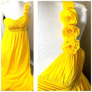 Alfred Angelo Dresses - Nwt Alfred Angelo Formal Gown Size 12 Chiffon